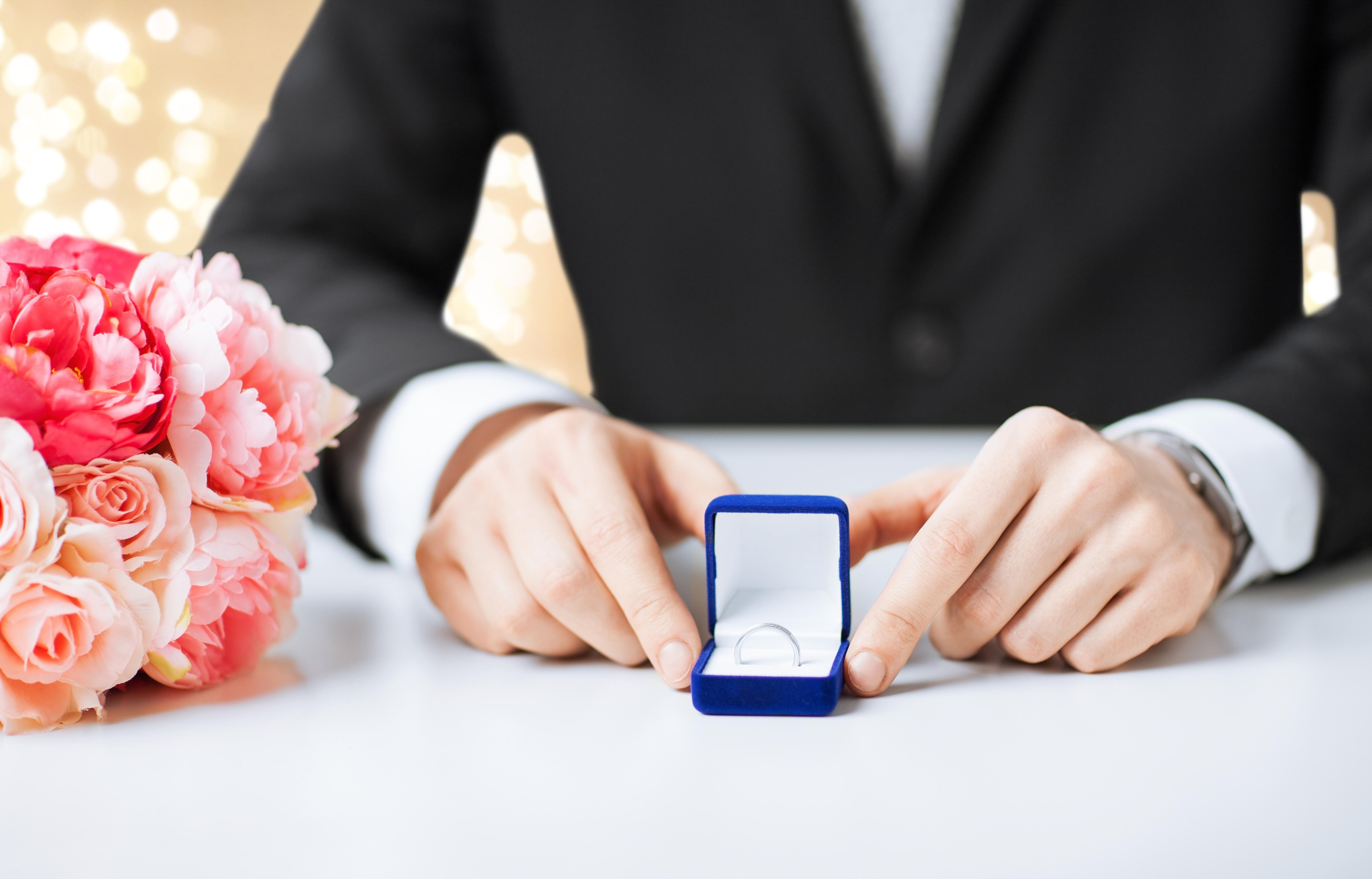 Heiratsantrag vom Mann oder der Frau