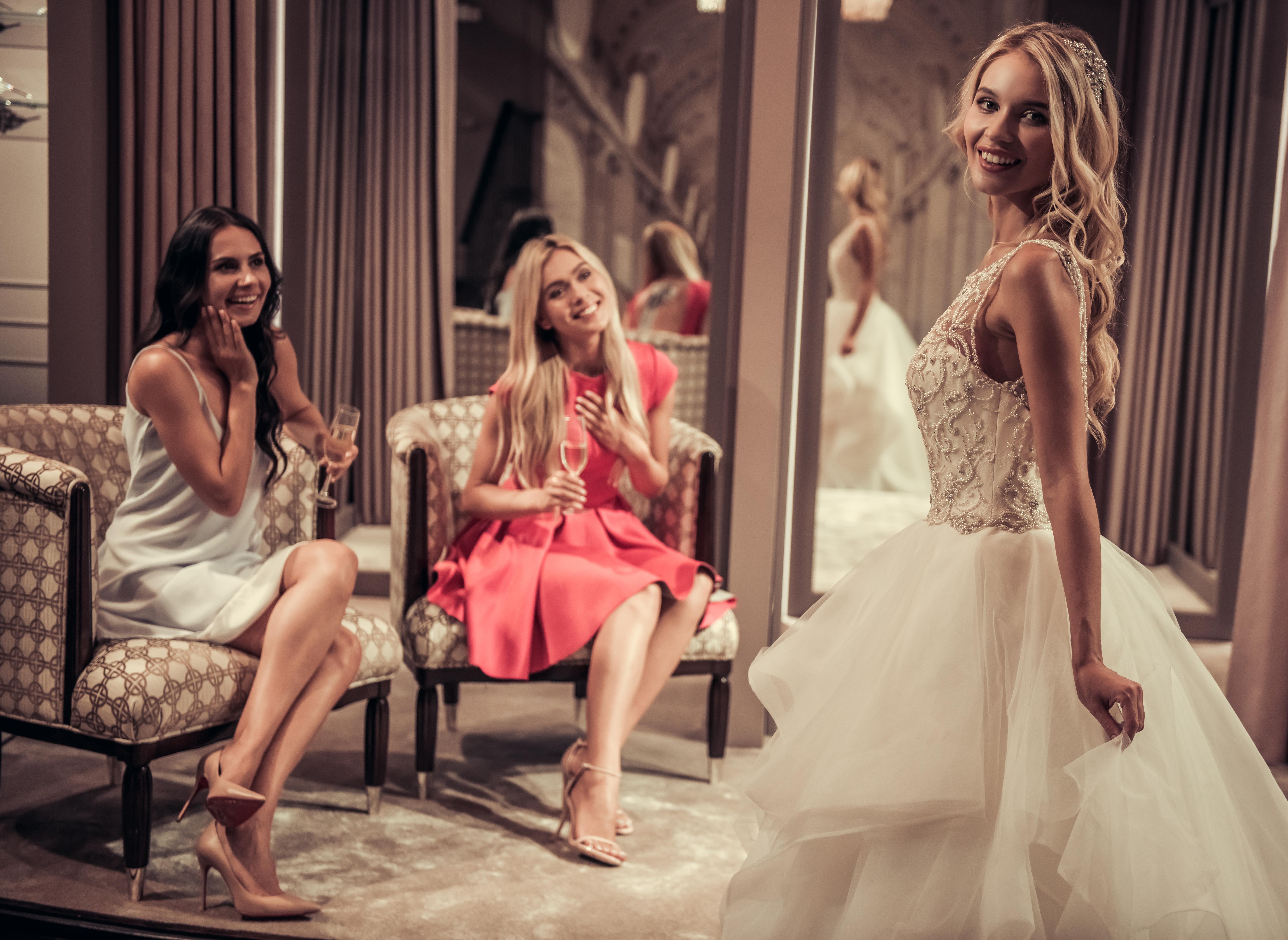 Brautkleid auf Traumhochzeit.online