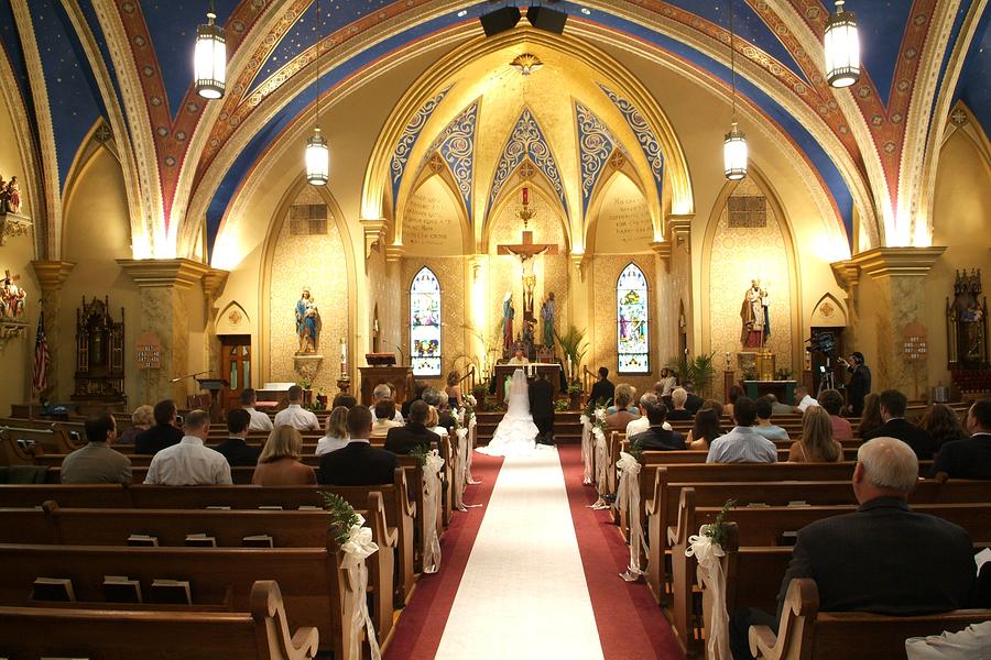 Kirchliche Trauung Voraussetzung